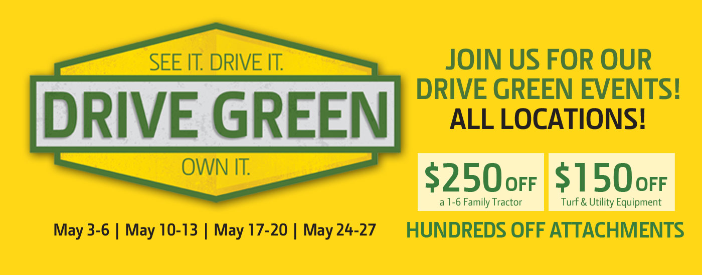 Drive Green Events