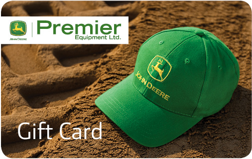 Premier Equipment Gift Cards