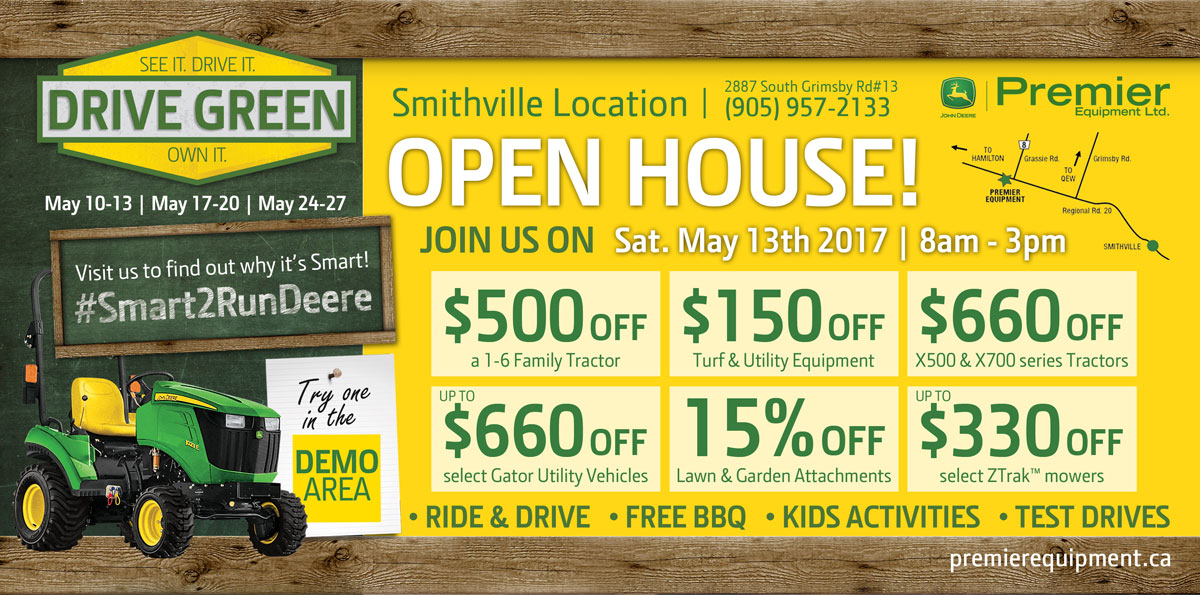 Smithville Location Open House May 13th 2017