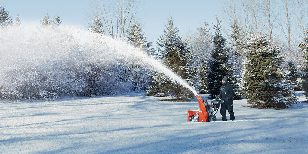 Ariens Walk Behind Snow Removal