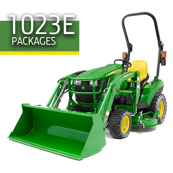 1023E John Deere Packages