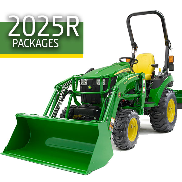 2025R Tractor Packages