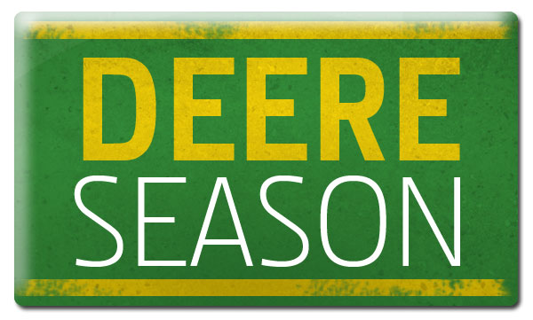 Deere Season On Now till April 30th 2019! Current promotions and offers!
