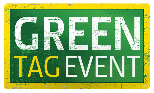 Premier Equipment 2019 John Deere Green Tag Offers on now!
