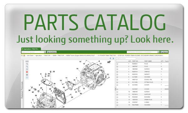 John Deere Parts Catalog >> Parts Premier Equipment