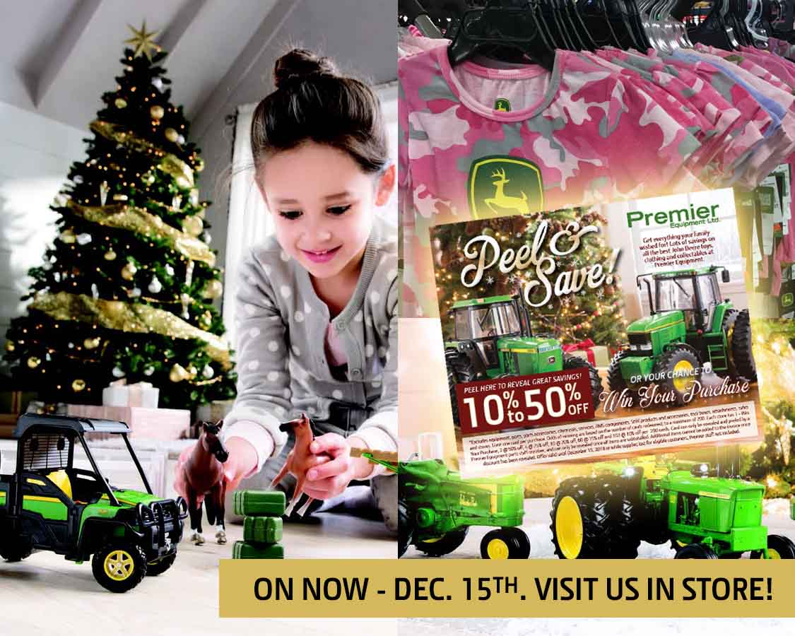 John Deere Clothing and Toys
